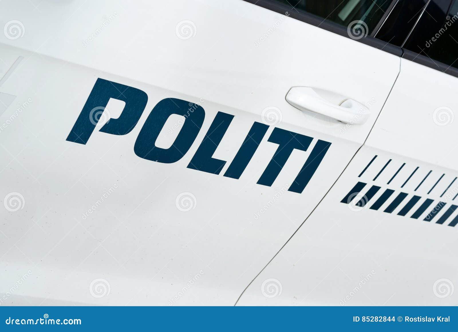 DEN DANSKA POLISEN