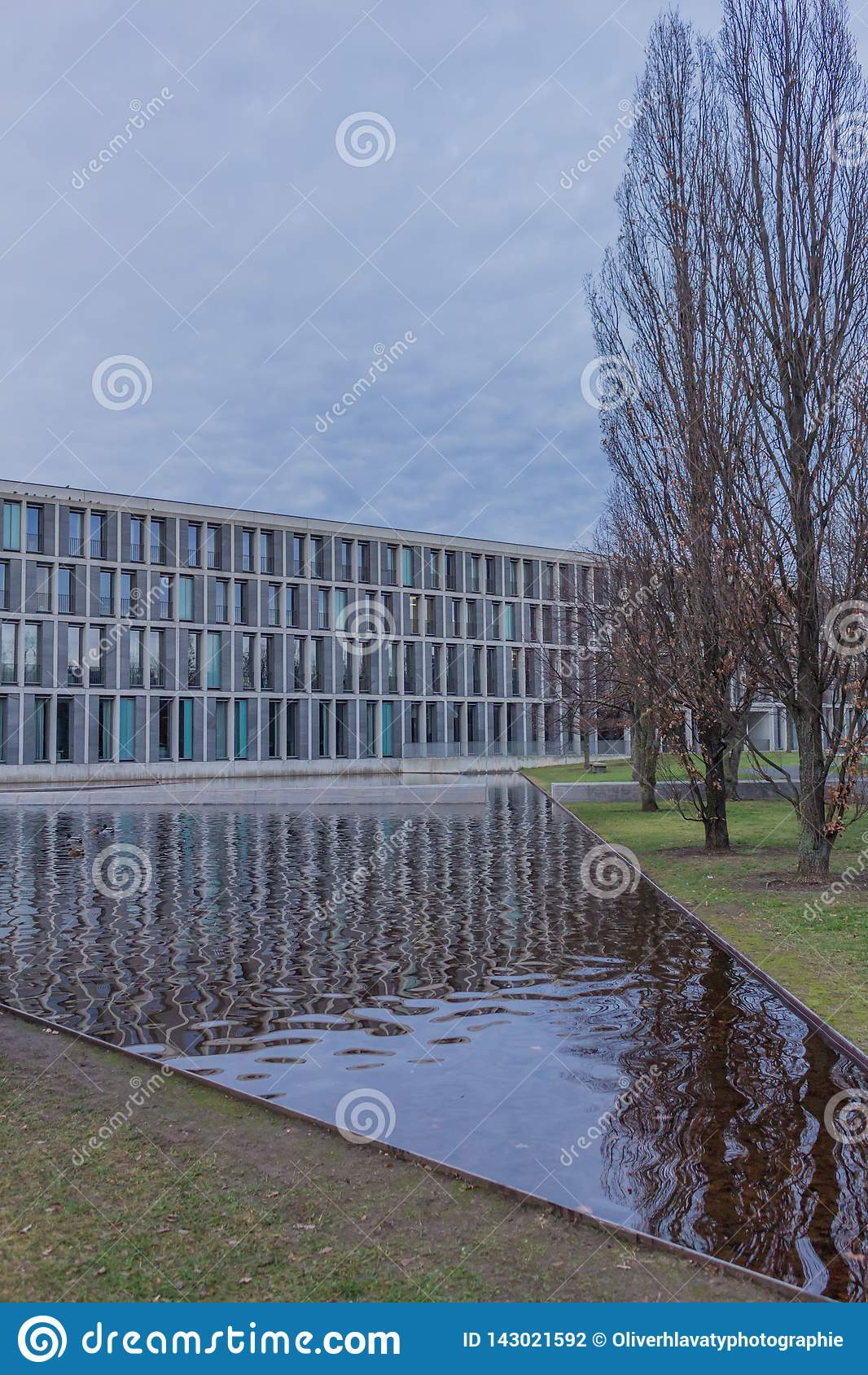Den federala arbets- domstolen i erfurt, thuringia