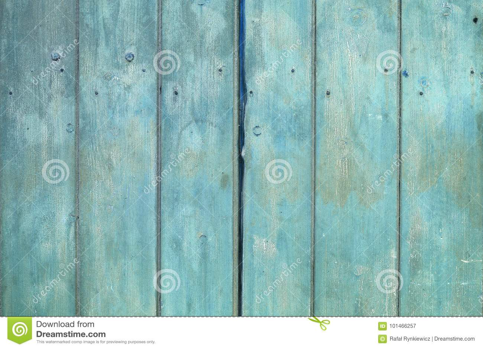 Den gamla blåa wood texturen med naturliga modeller