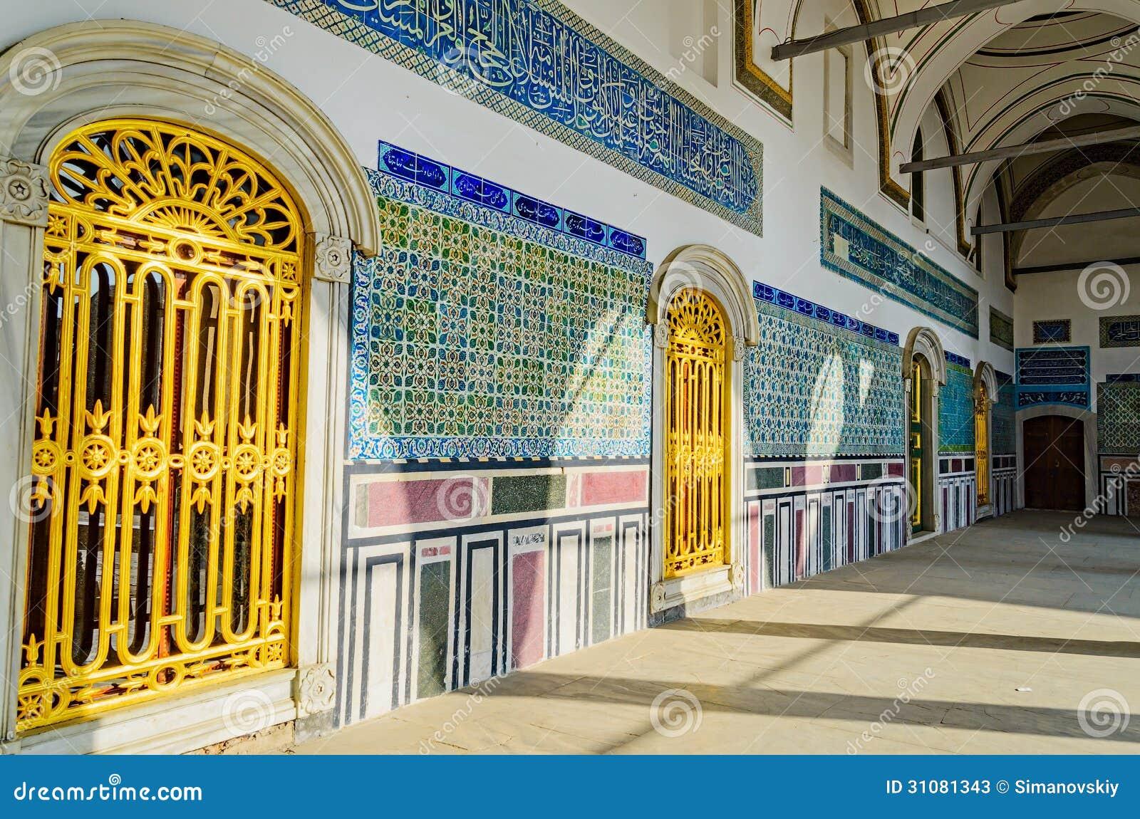 Den historiska mitten av Istanbul.