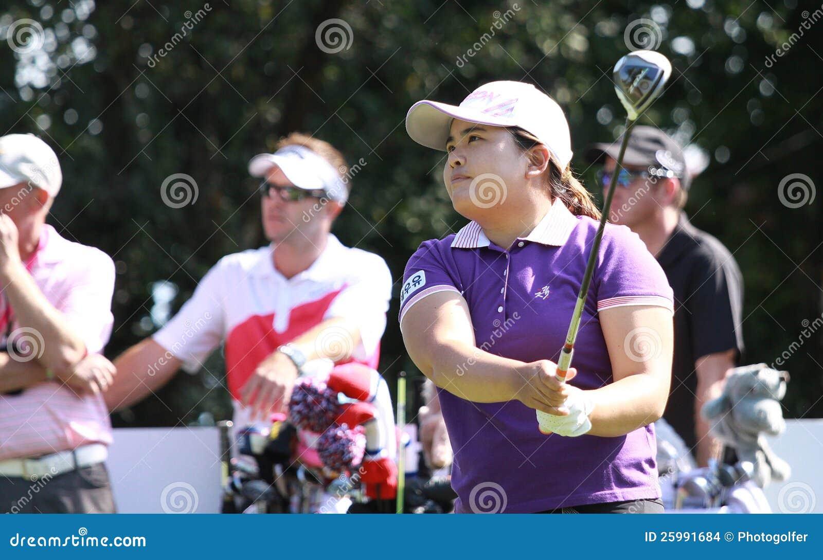 Den Inbee parken på golf Evian styrer 2012