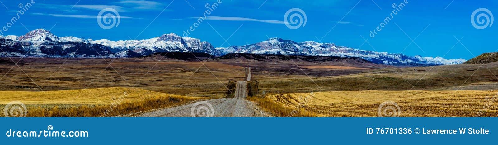 Den långa vägen till bergen