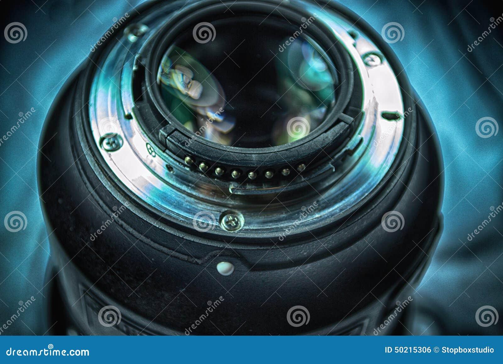 Den Lens monteringen