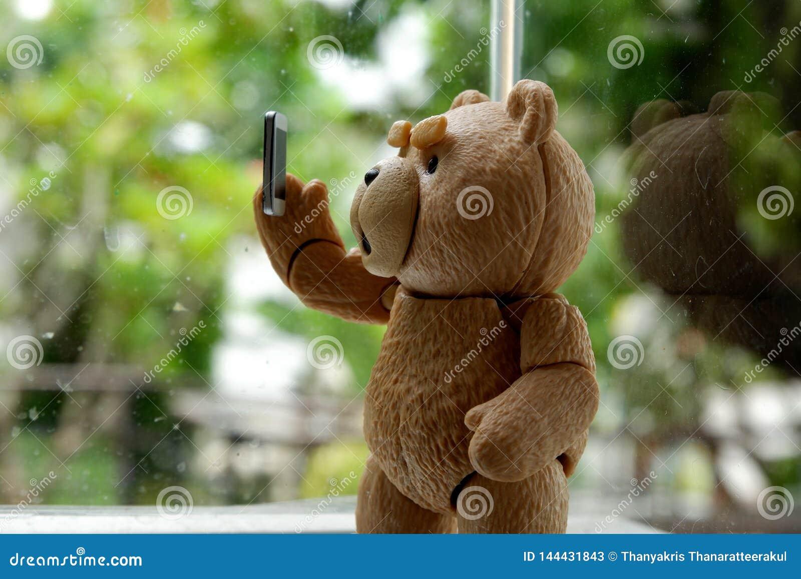 Den lilla björnen är den videopd appellen