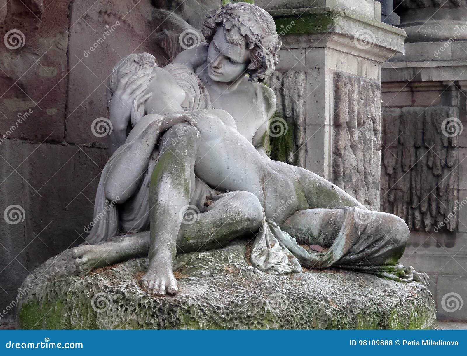 Den Medici springbrunnen