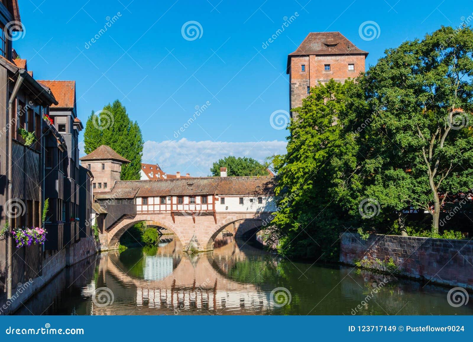 Den Nuremberg staden siktar Henkermeile