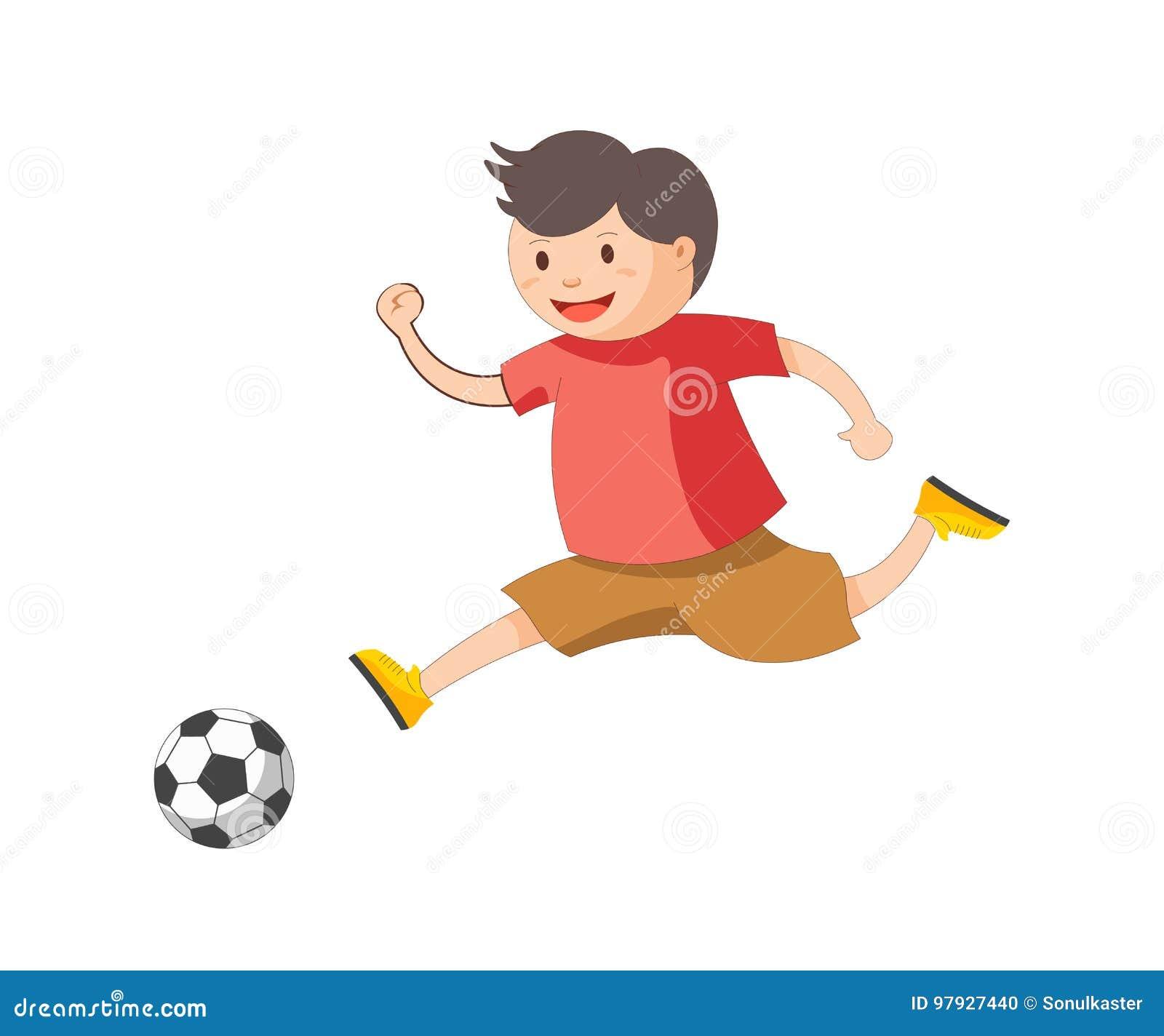 Roliga fotbollsövningar