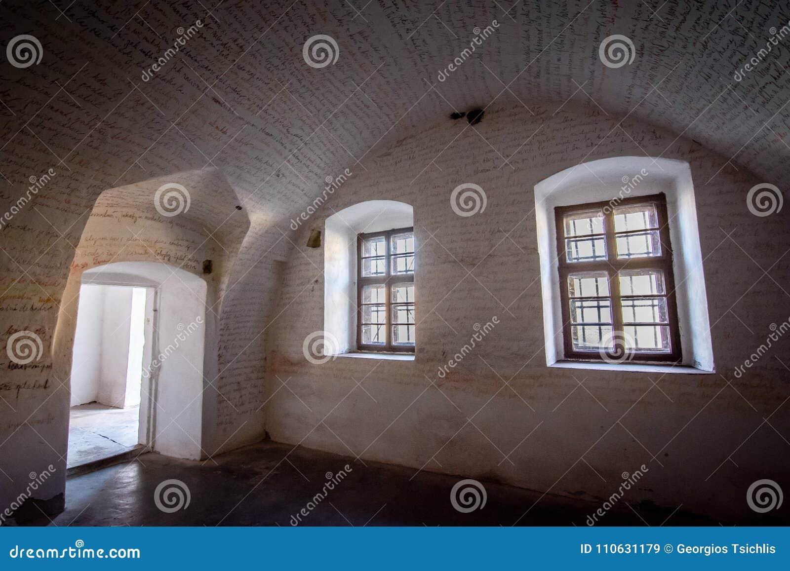 Den Terezin minnesmärken var en medeltida militär fästning som användes som en koncentrationsläger i WWEN