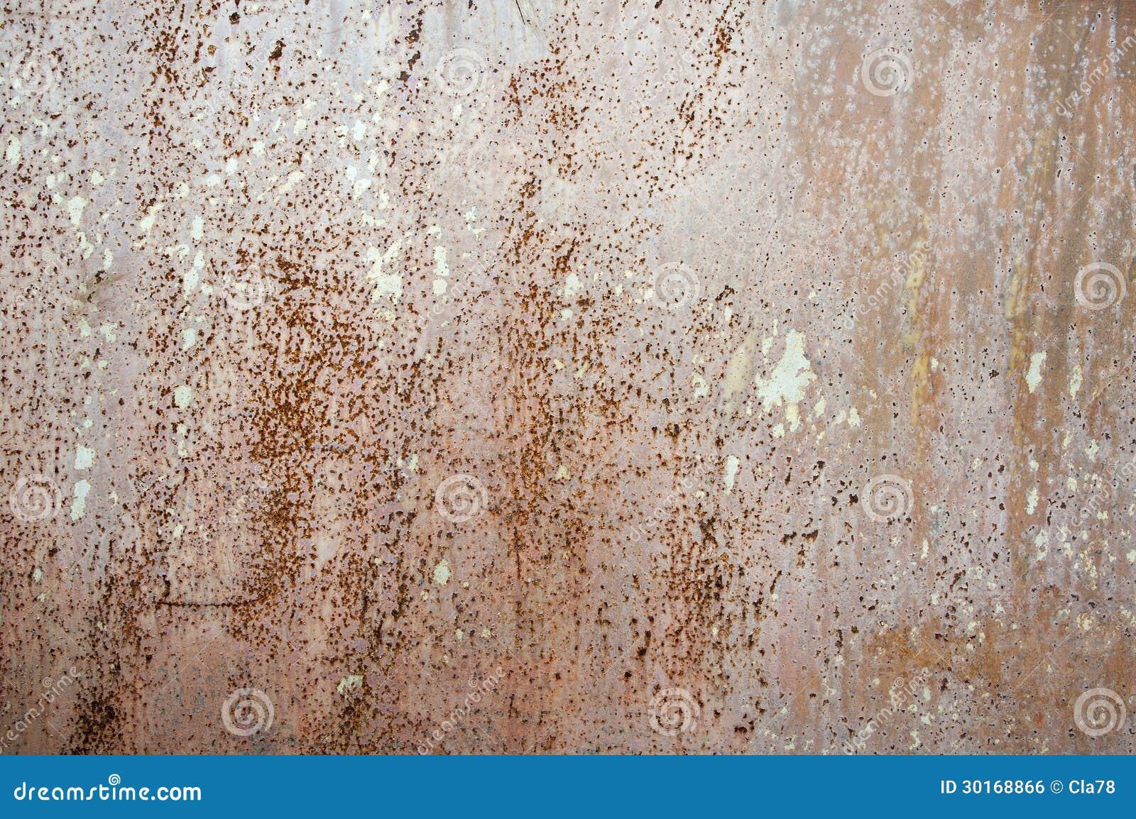 Rust belägger med metall ytbehandlar