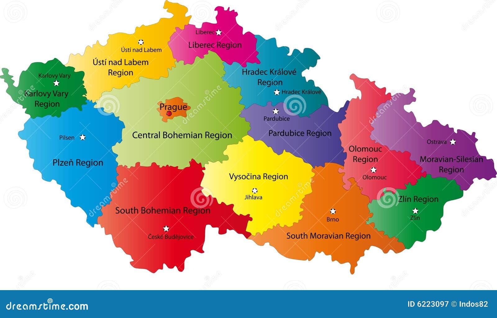 Den tjeckiska republiken planerar