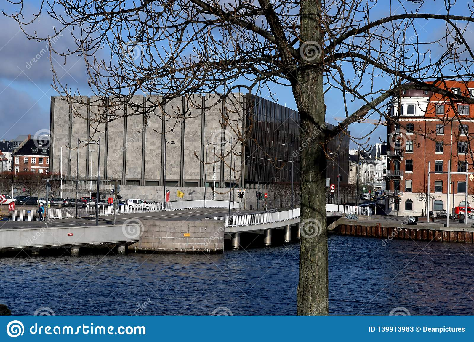DENEMARKEN 'S NATIONAL BANK IN KOPENHAGEN DENEMARKEN