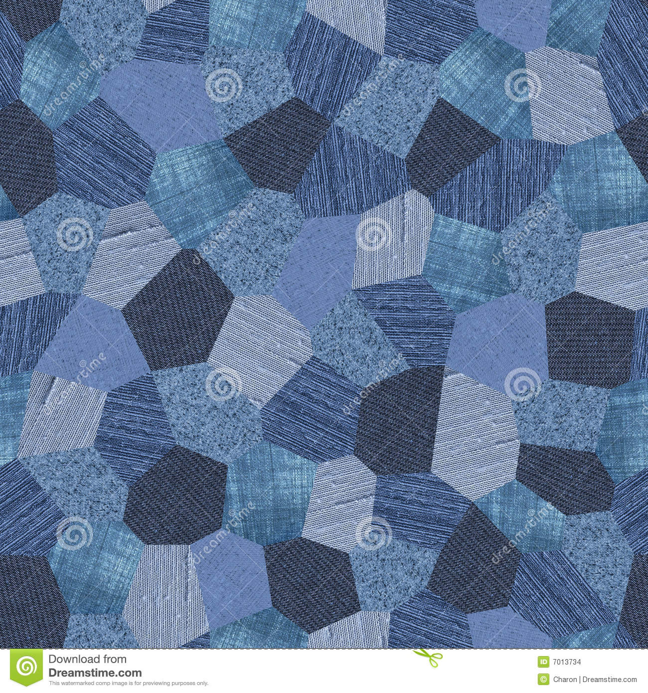 Denim Pattern Collage Seamless Texture Stock Images - Image: 7013734 African Designs And Patterns