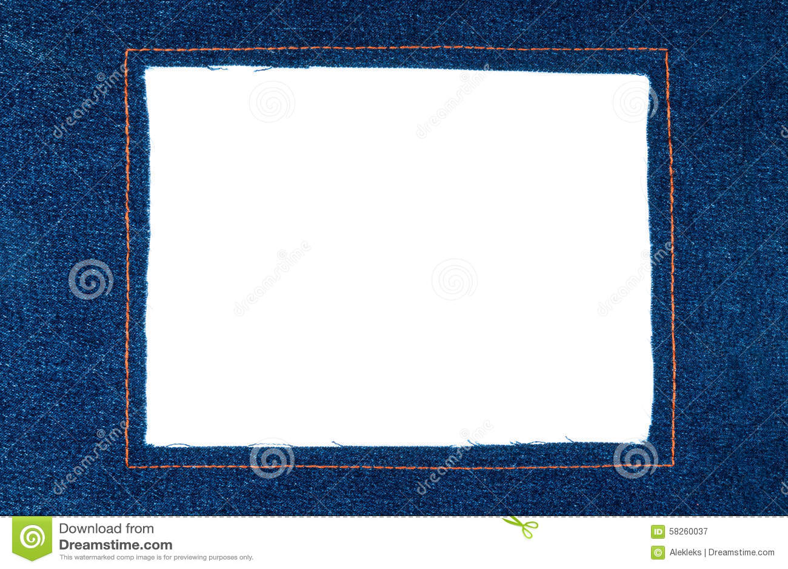 Denimrahmen Mit Dunklen Jeans Stockbild - Bild von denim, fashion ...