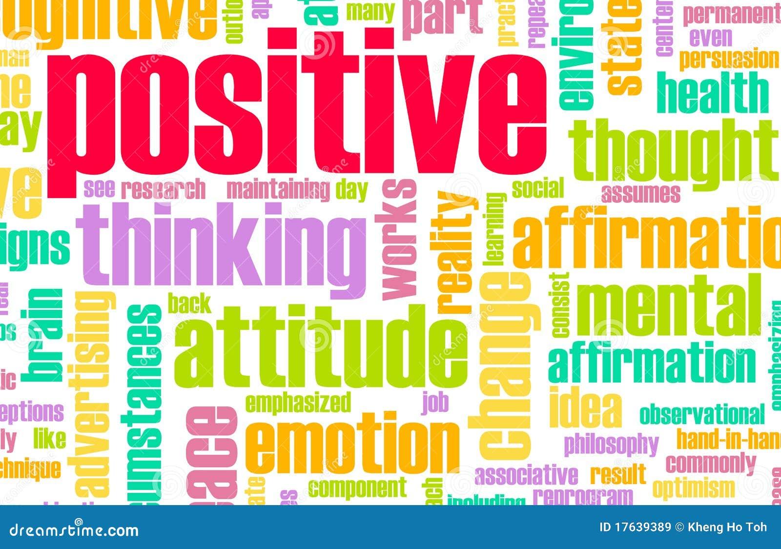 Denkendes Positiv