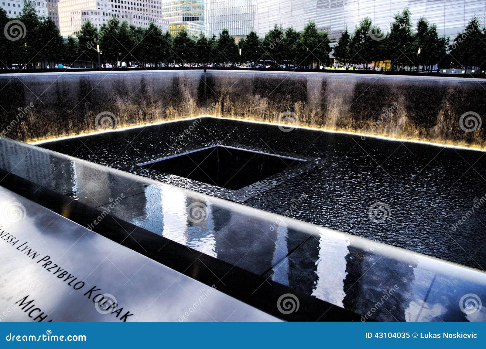 9/11 Denkmal