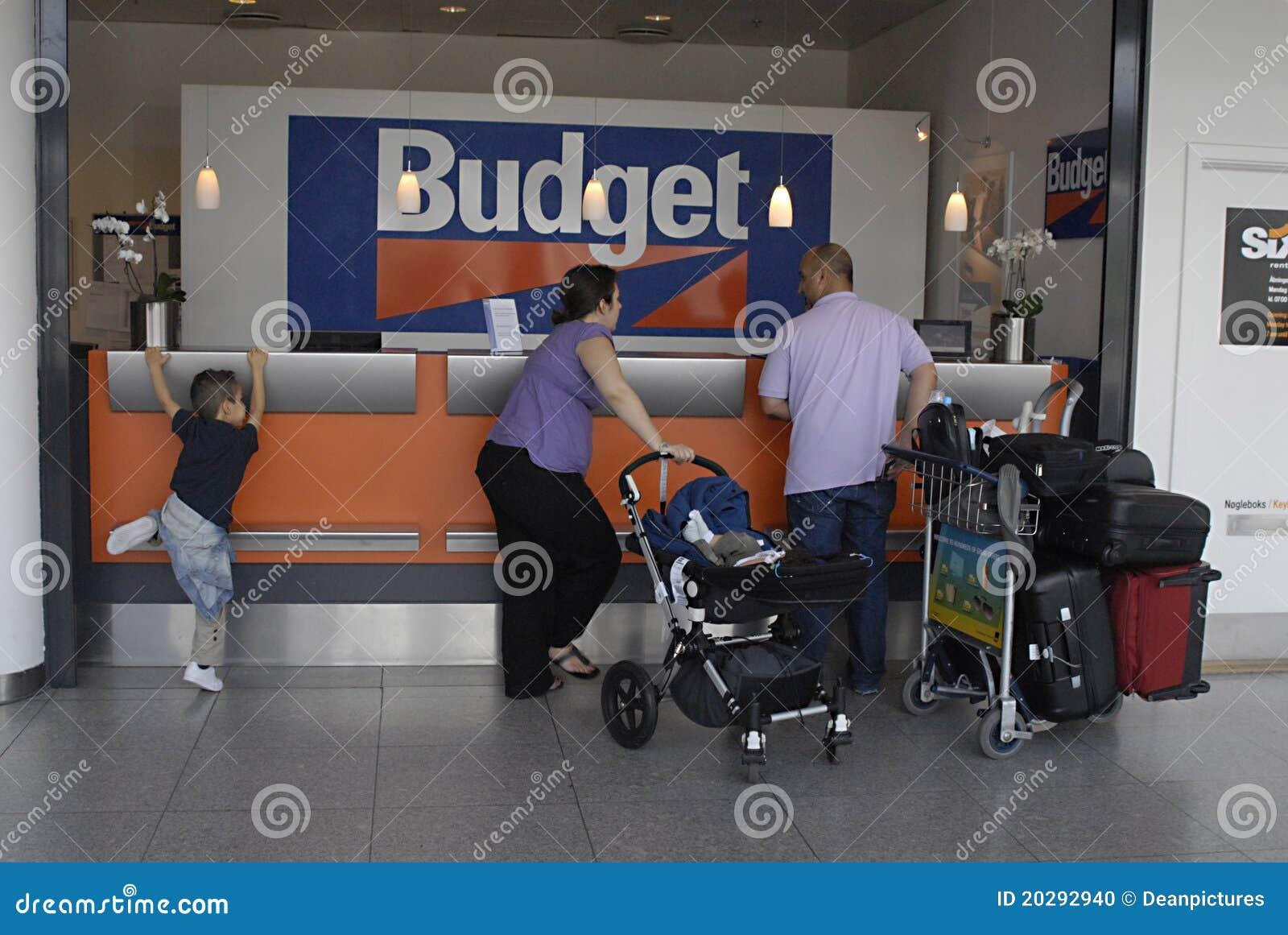 Budget Car Rental Copenhagen Airport