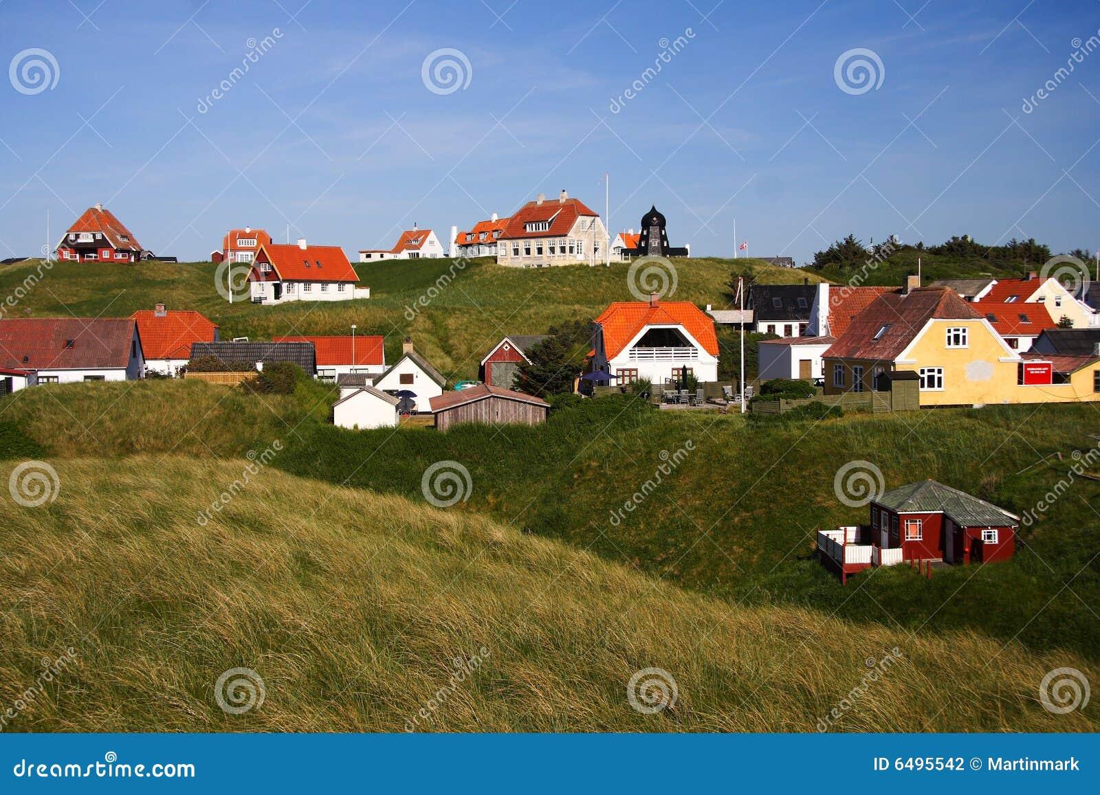 Denmark hus