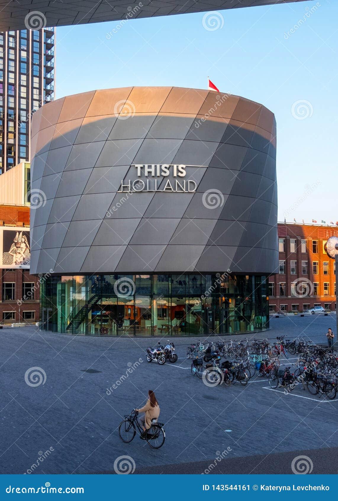 Denna är Holland Discover Amsterdam