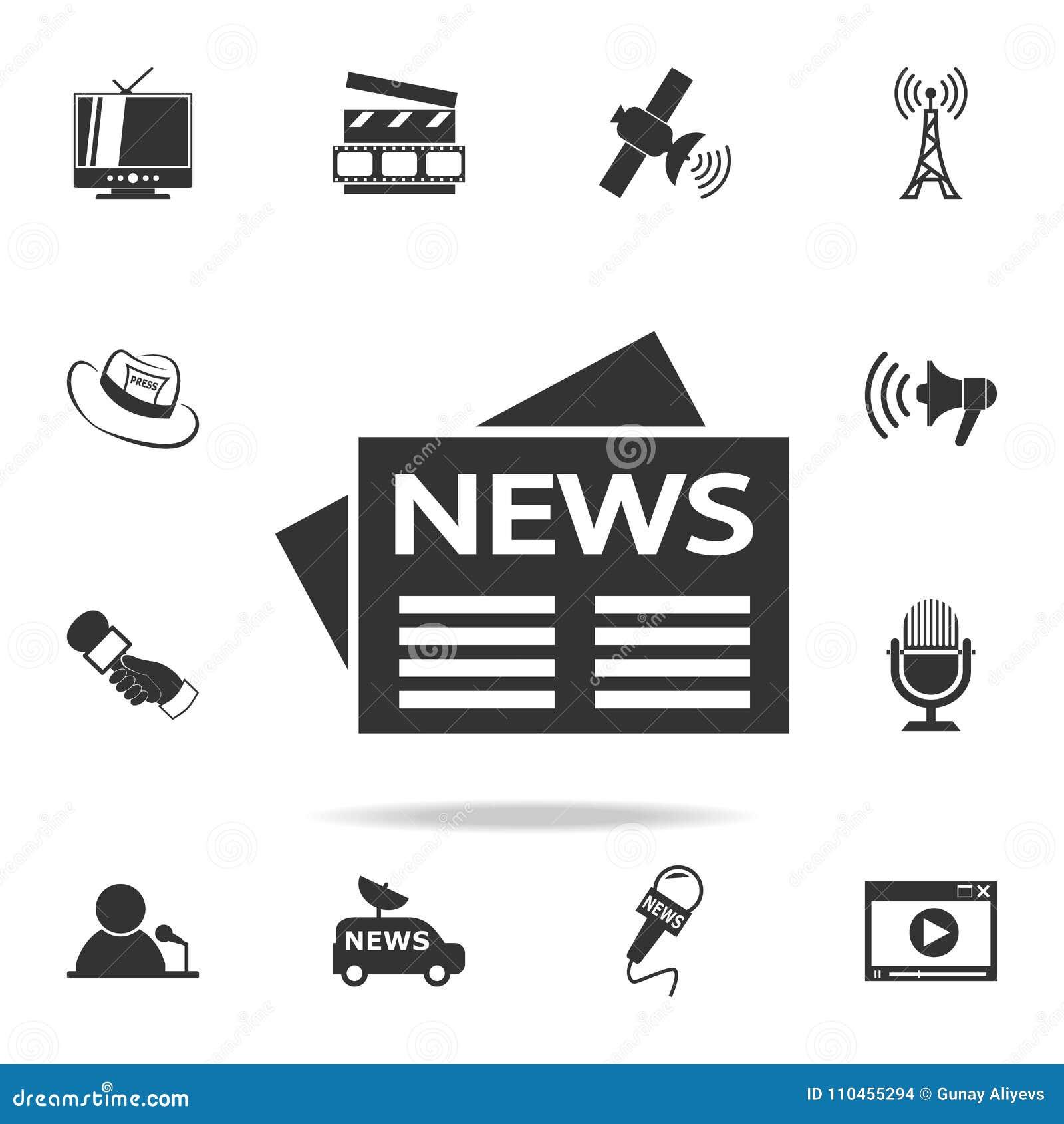 Denna är mappen av formatet EPS10 Detaljerade uppsättningsymboler av massmediabeståndsdelsymbolen Högvärdig kvalitets- grafisk de