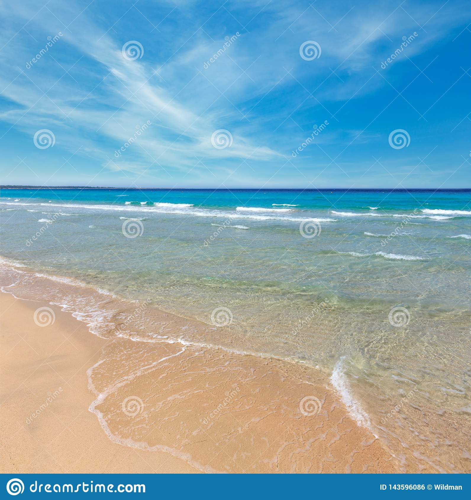 Denna kipiel na plaży