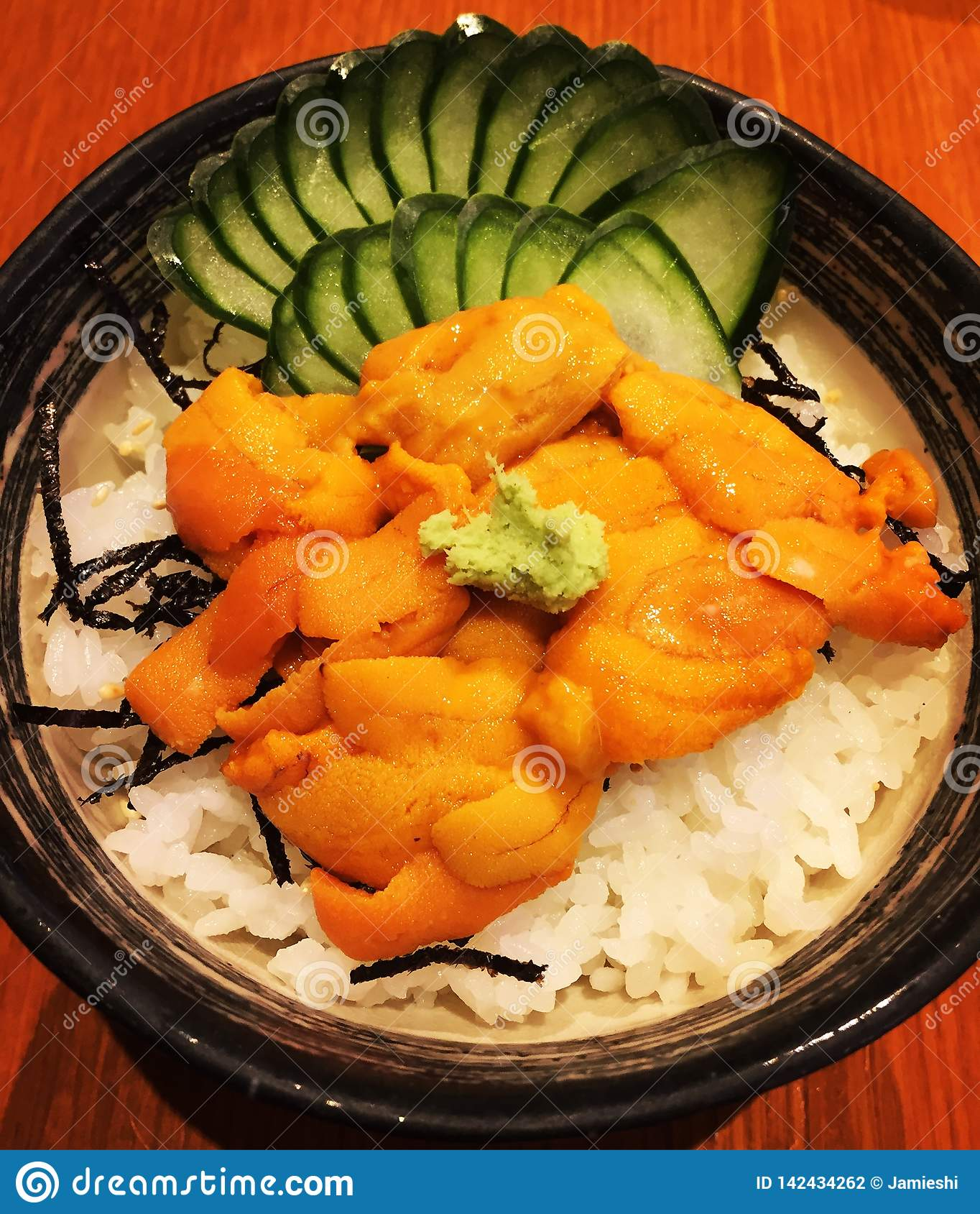 Dennego czesaka ryż