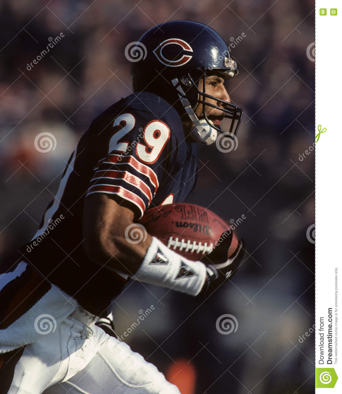 Dennis Gentry, Chicago Bears