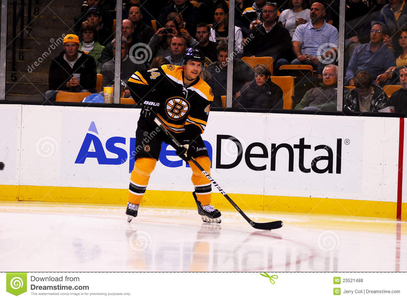 competitive price 98057 3fac6 Dennis Seidenberg Boston Bruins Editorial Stock Photo ...