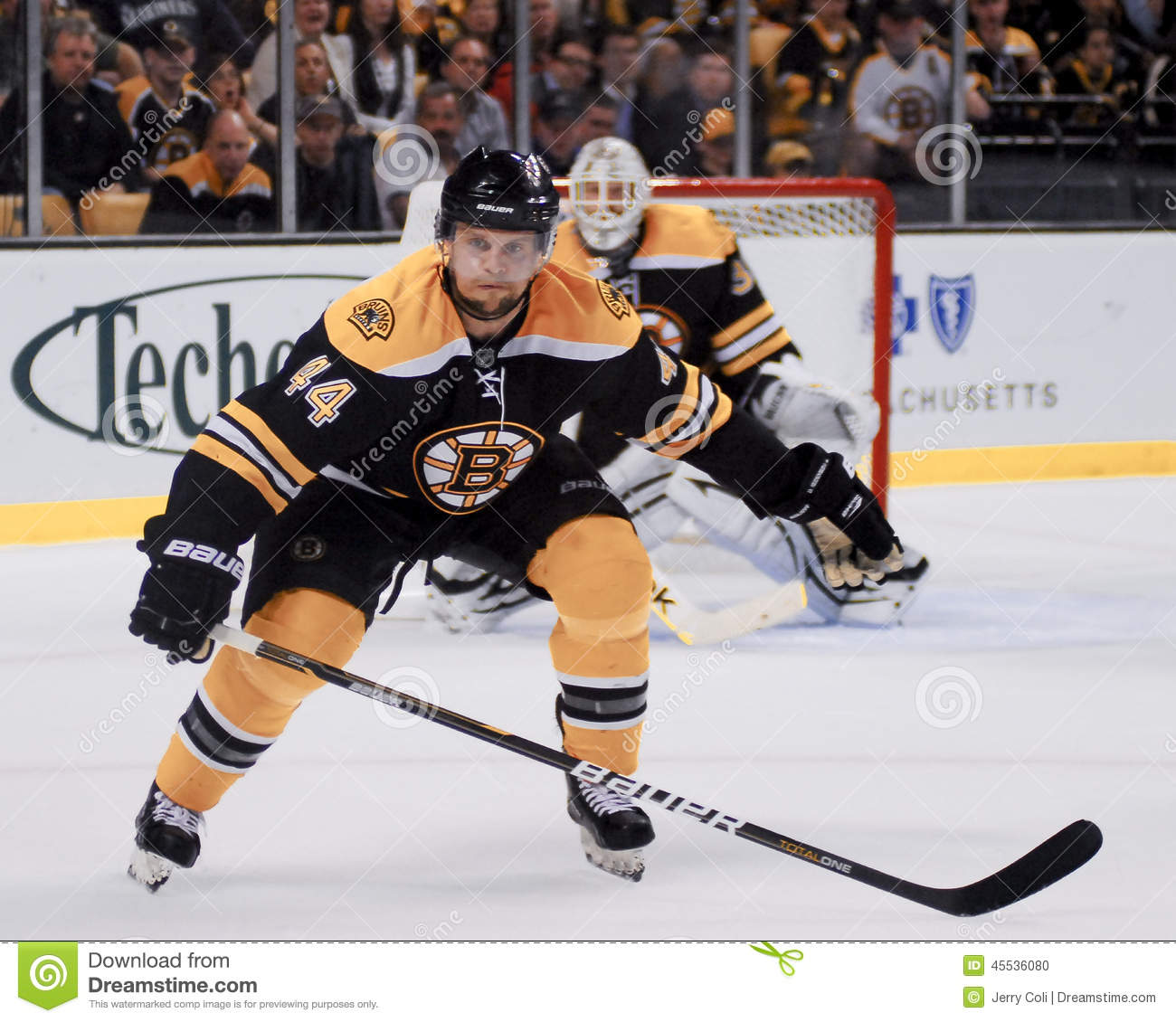 finest selection 9735a b9f5f Dennis Seidenberg, Boston Bruins Defenseman. Editorial Image ...
