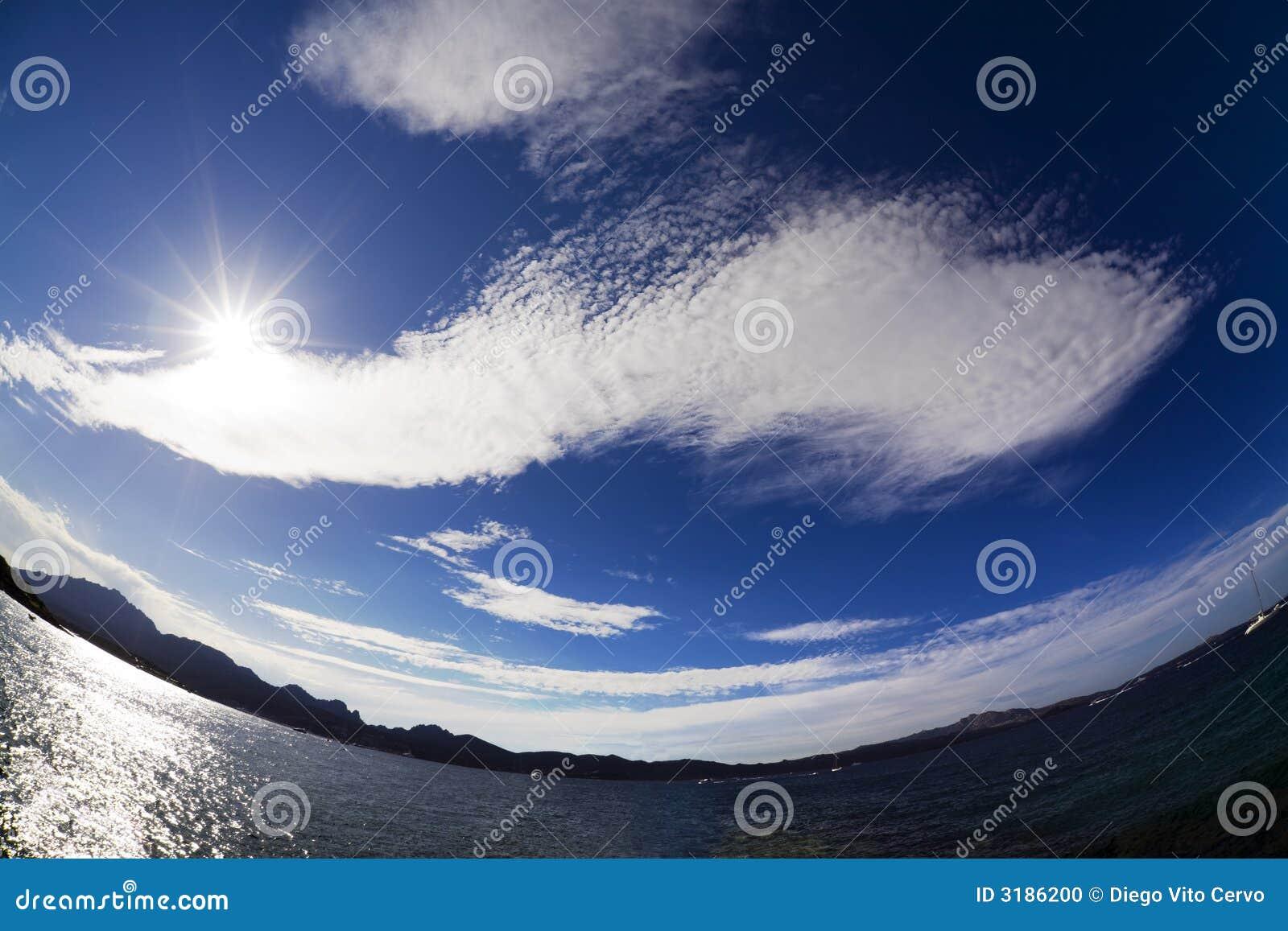 Denny niebo