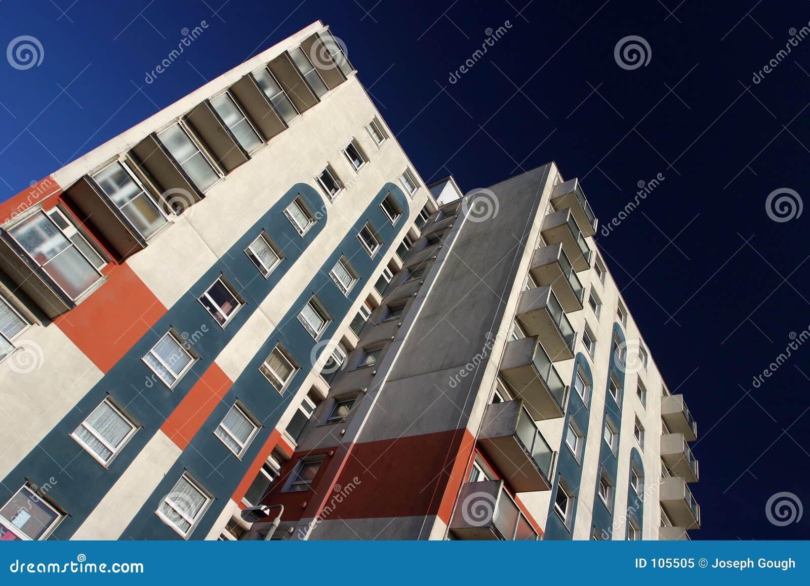 Density high housing