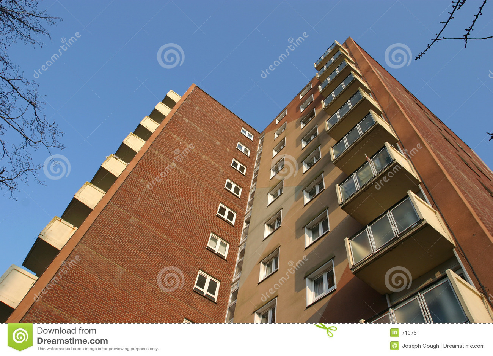 Density hign housing