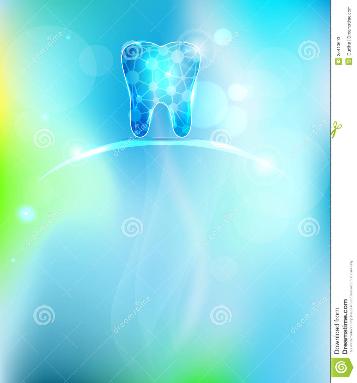 Dental Background Stock Photos - Image: 35410693