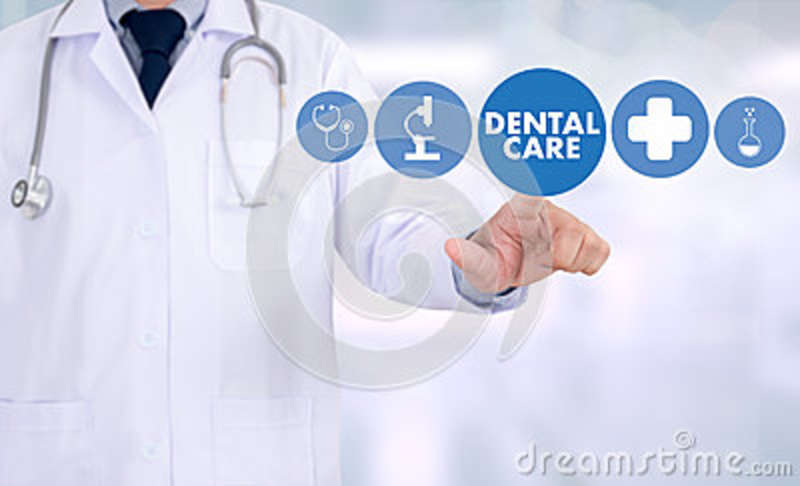 DENTAL CARE Beautiful woman with toothbrush , Healthy smile and