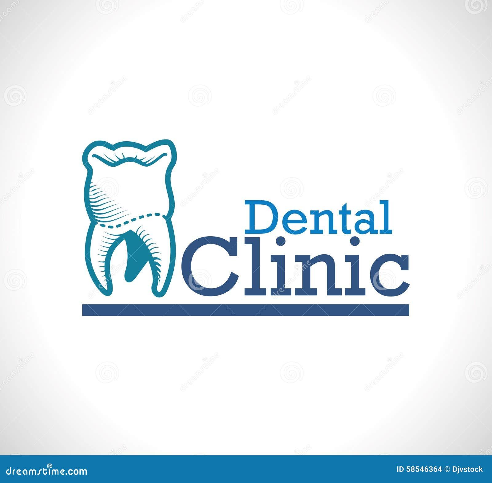Dental Care Design Stock Vector Image 58546364