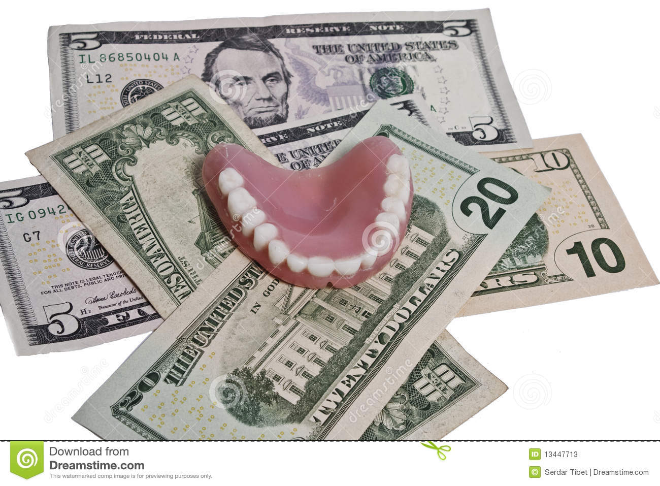 Dental costs stock image. Image of hospital, insurance ...