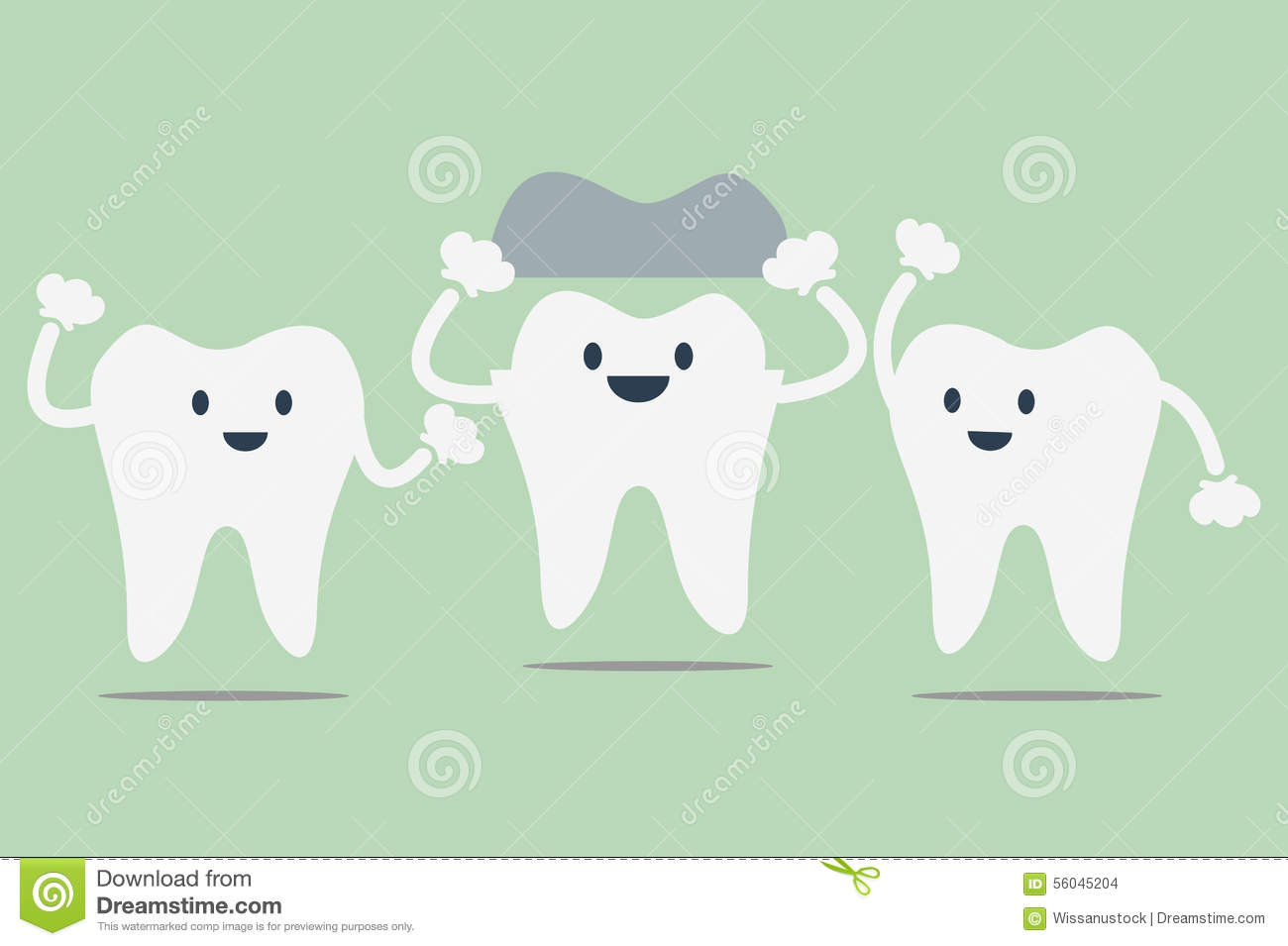 Dental Crowns Stock Vector Illustration Of Teeth Damage 56045204 Over 2,815 dental crown pictures to choose from, with no signup needed. dreamstime com
