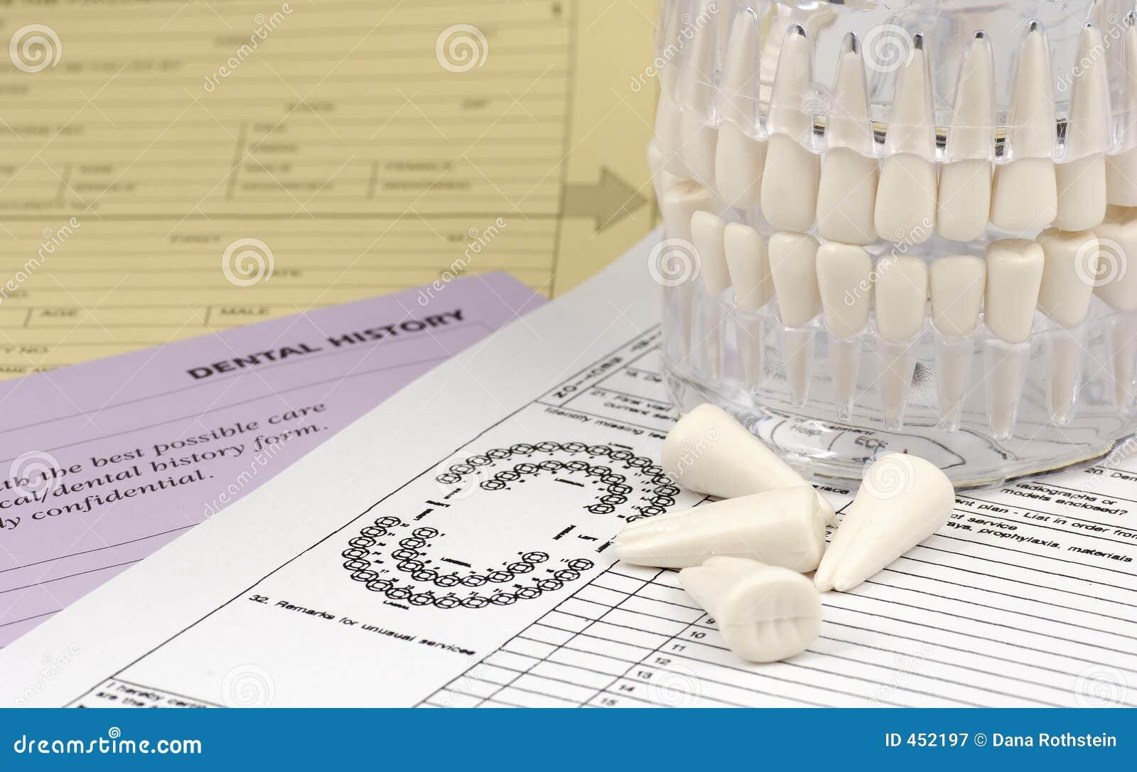 Dental Forms