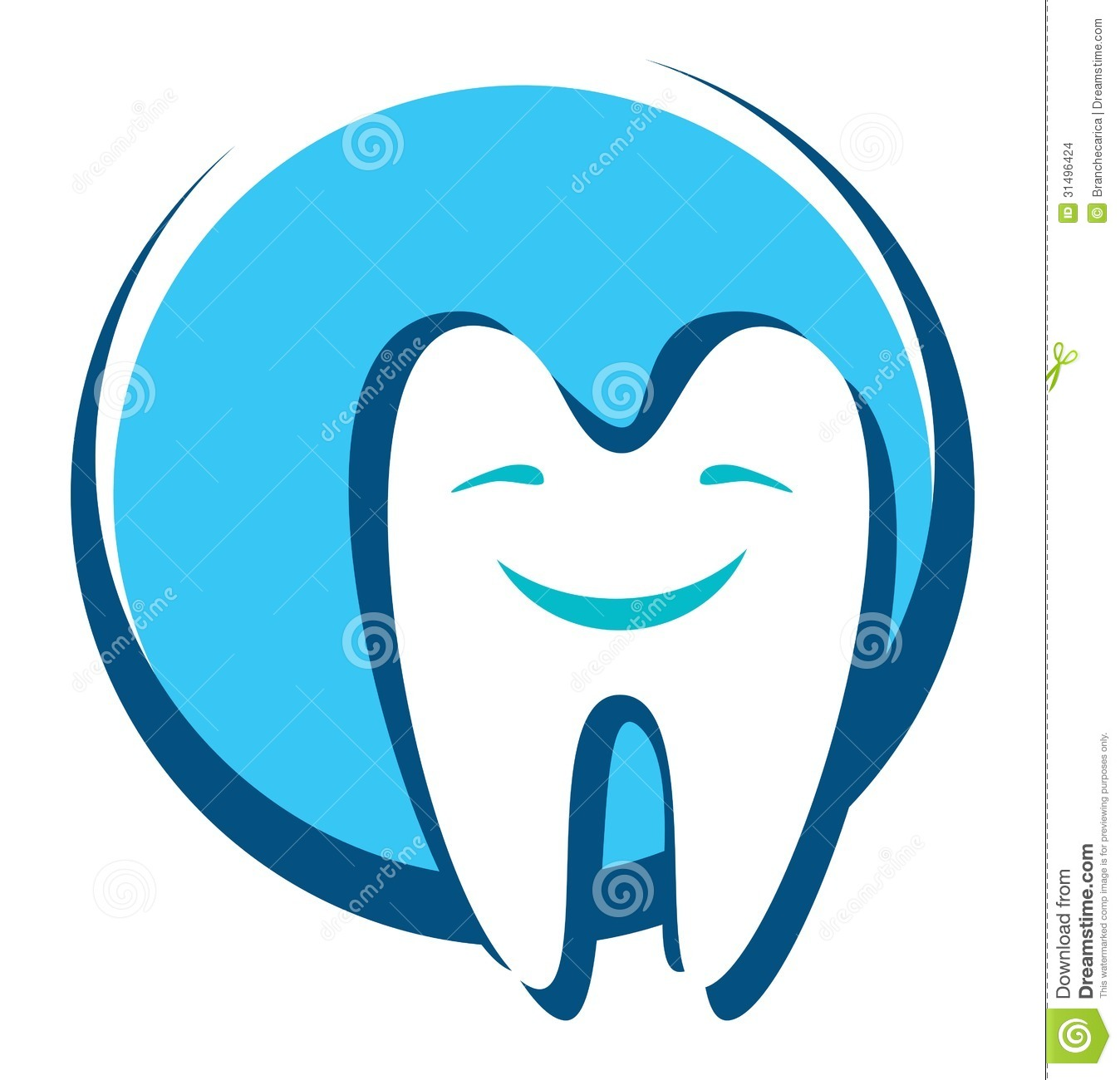 Dental Icon Stock Images - Image: 31496424