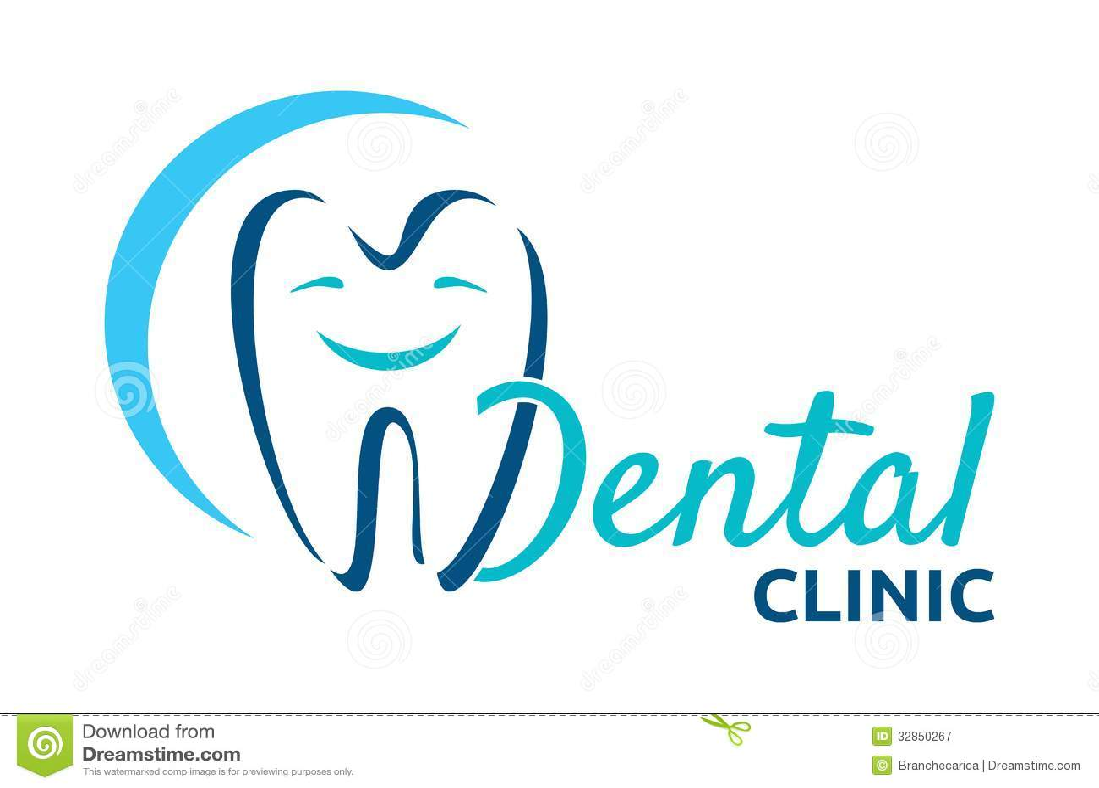 Dental Icon Stock Vector Illustration Of Clinical Element 32850267 Rh Dreamstime Com Logo Free Download