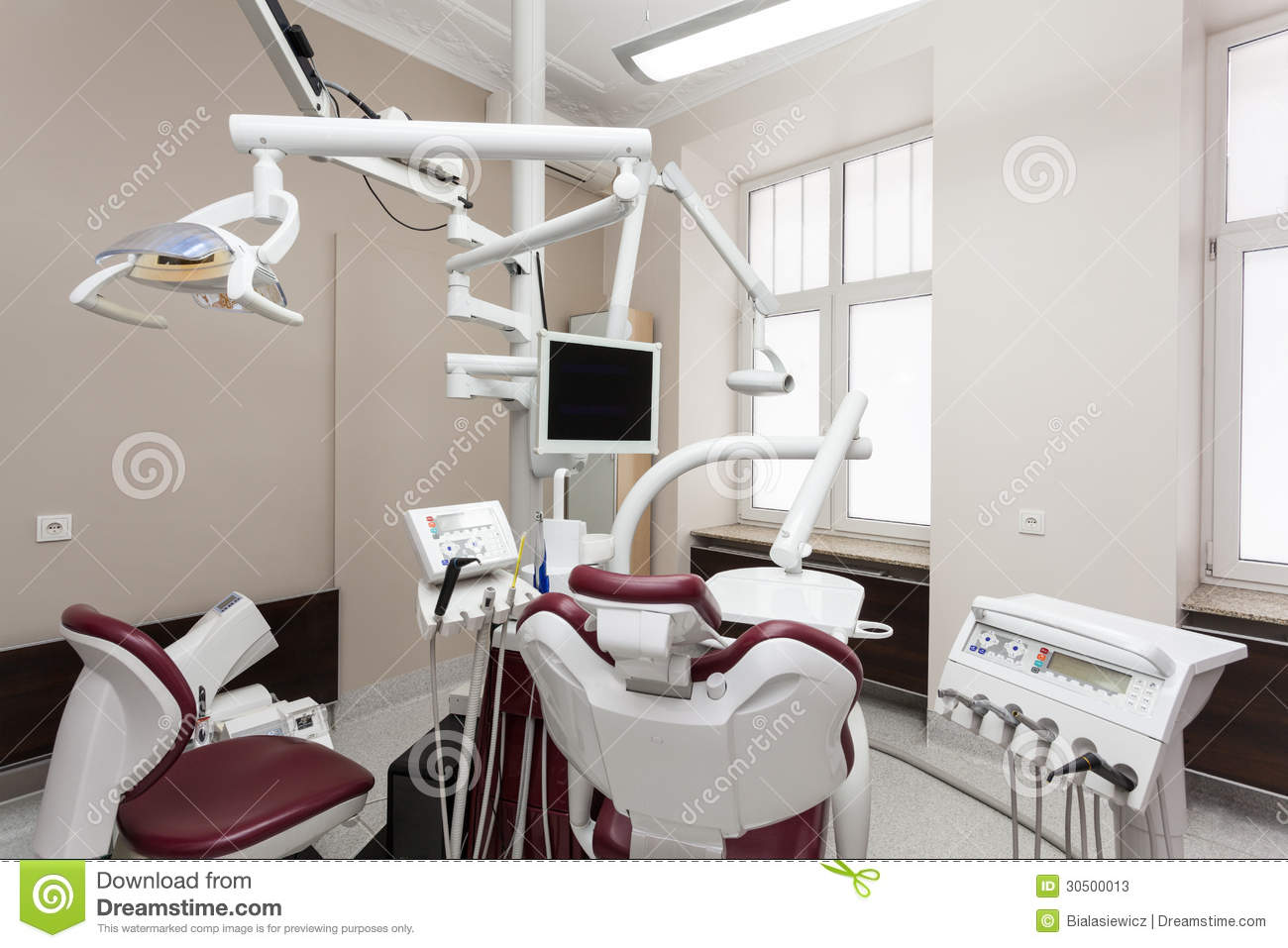 Dental Office Stock Photos - Image: 30500013
