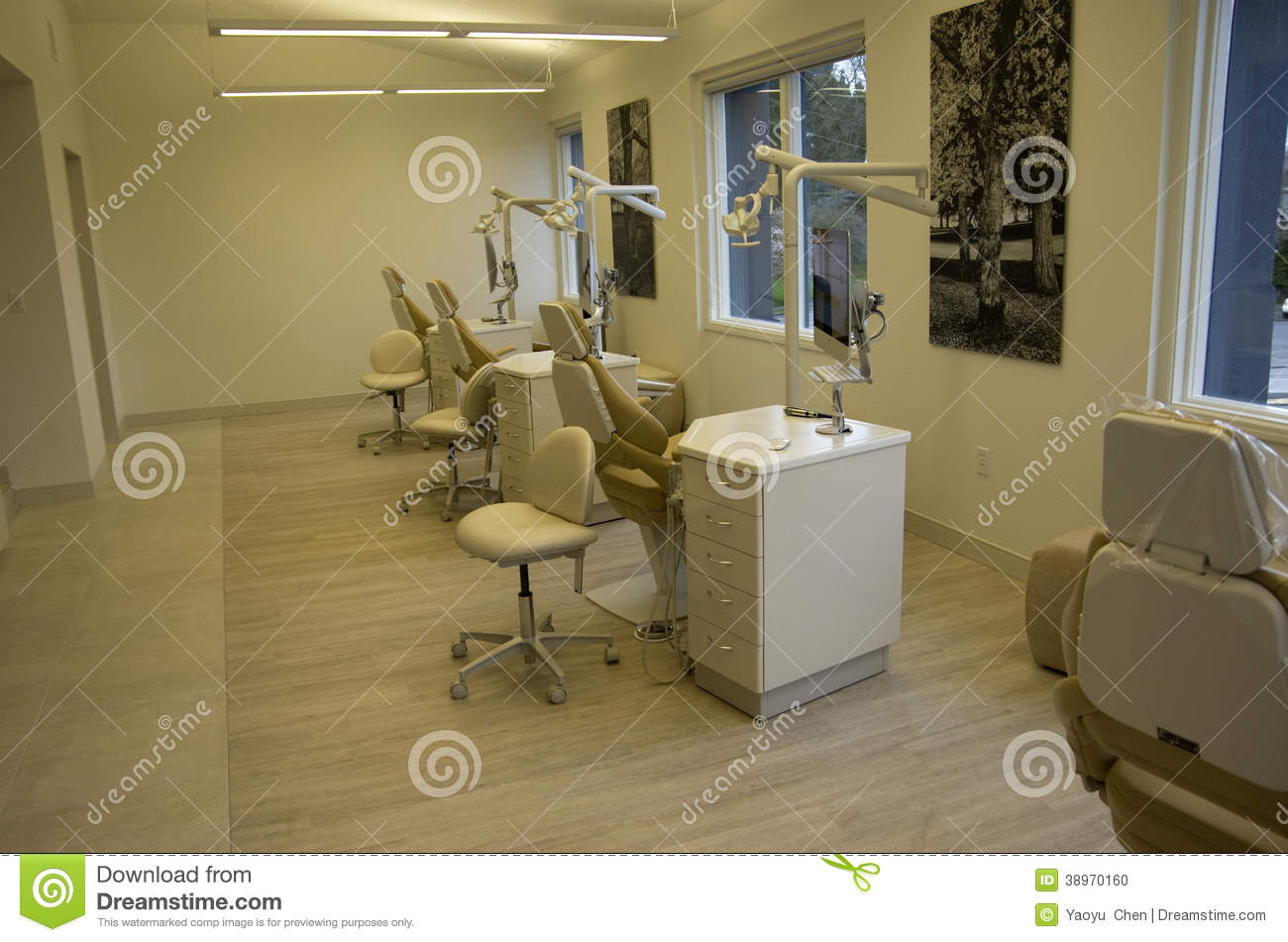 Dental Office Stock Photo Image 38970160