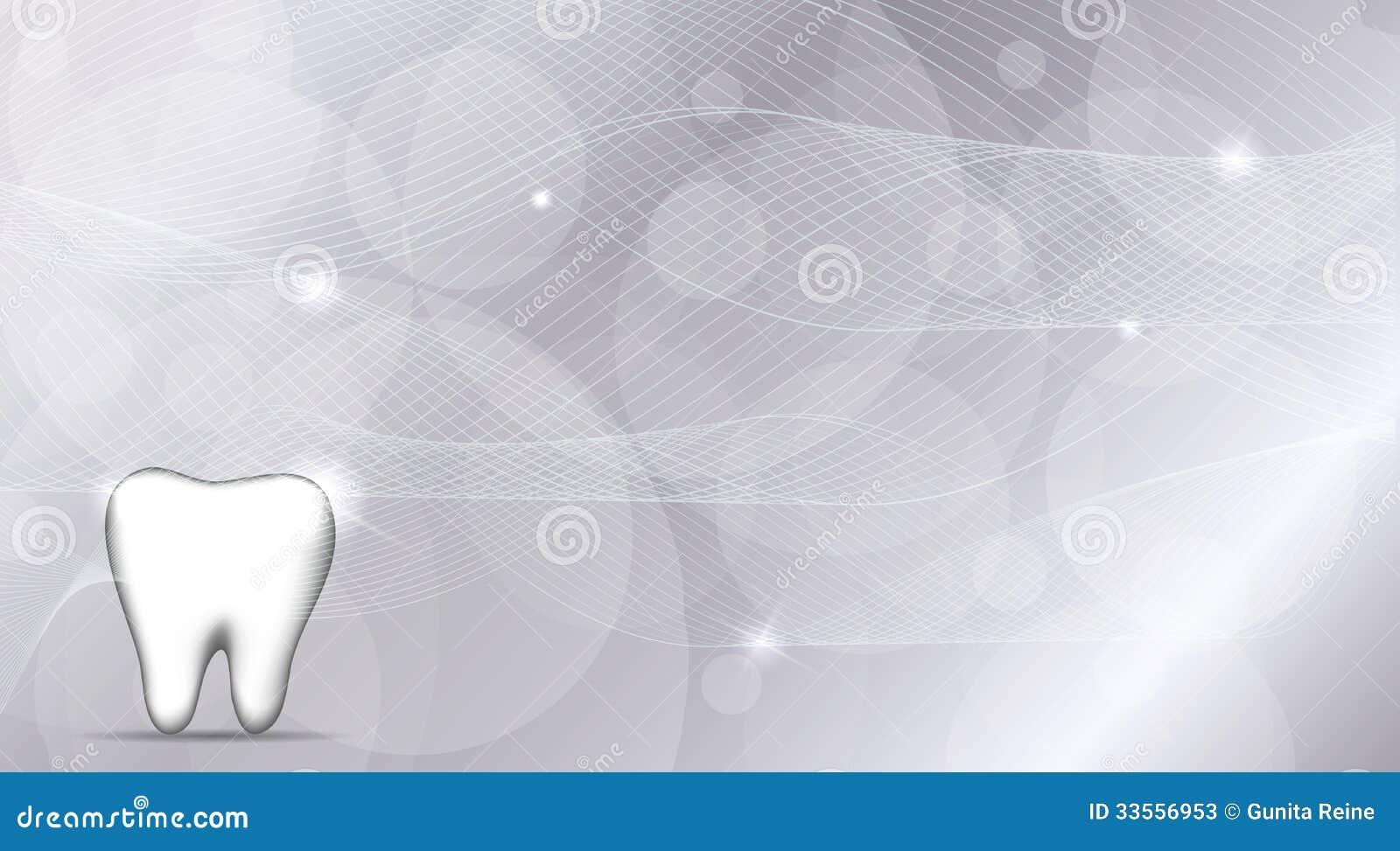 Dental Wallpaper Stock Vector Illustration Of