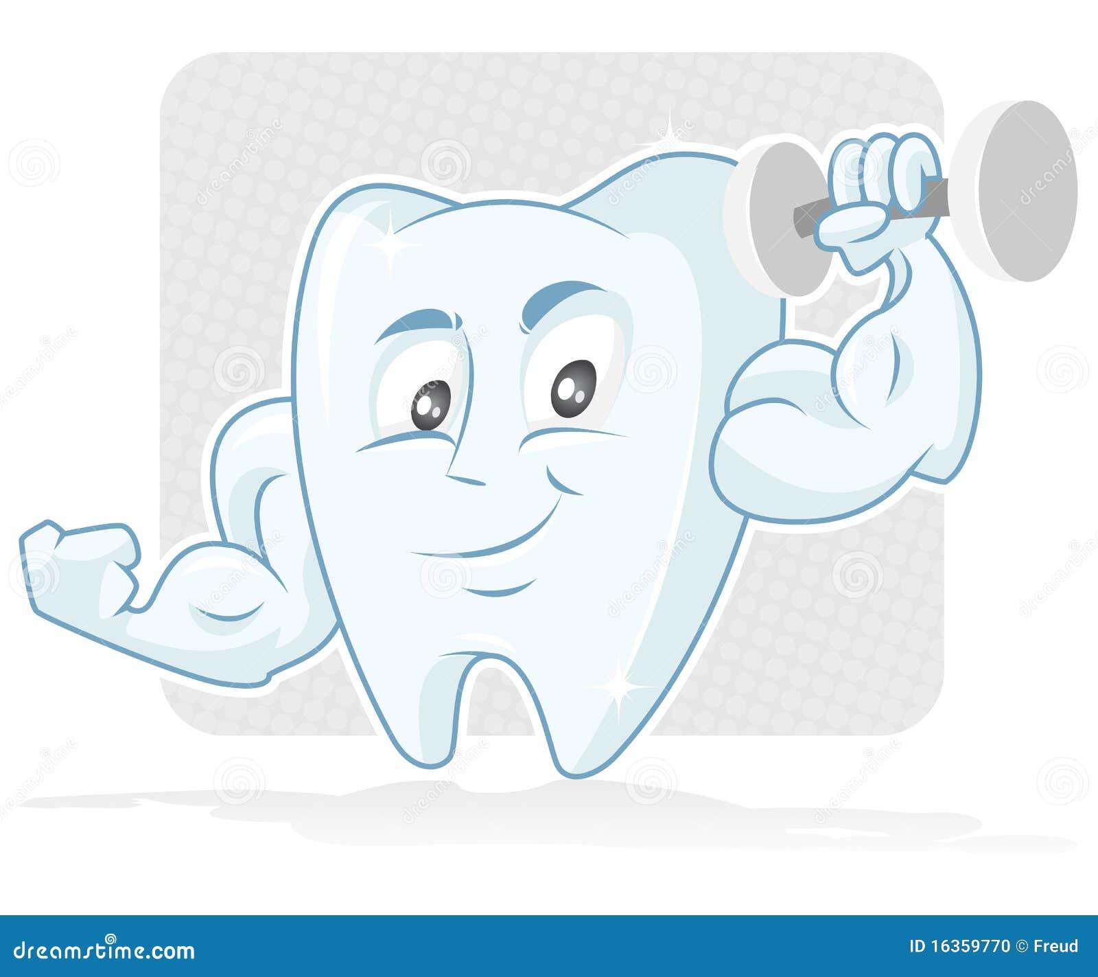 Dente muscolare