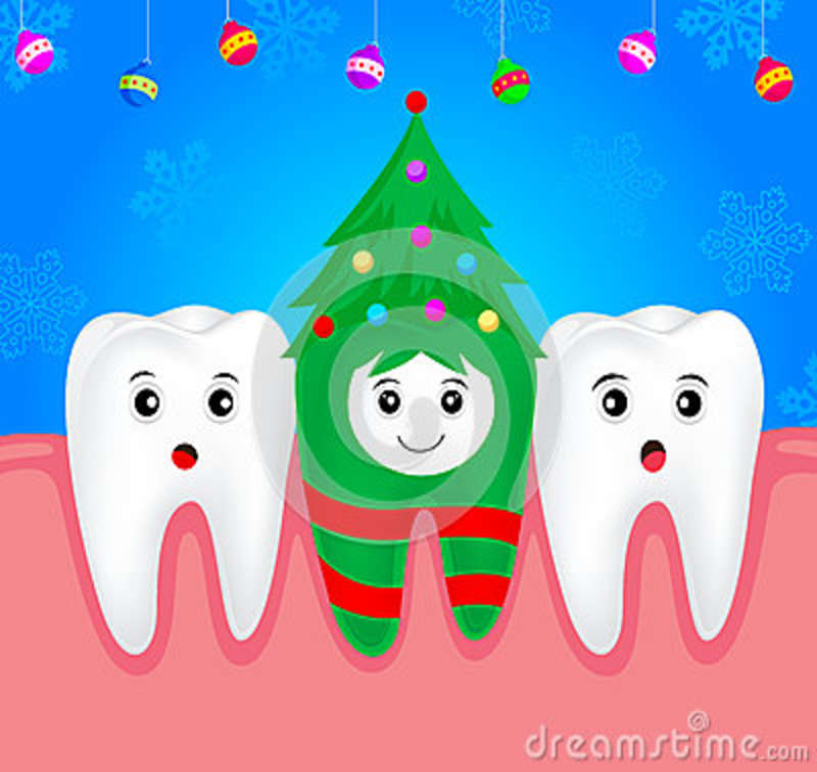 Algumas dicas para manter seus dentes saudáveis no natal