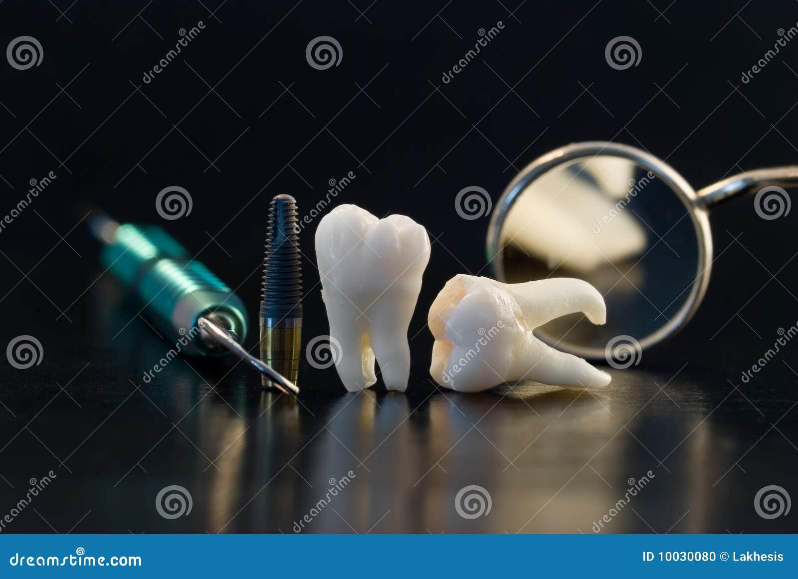 Dentes e implantes