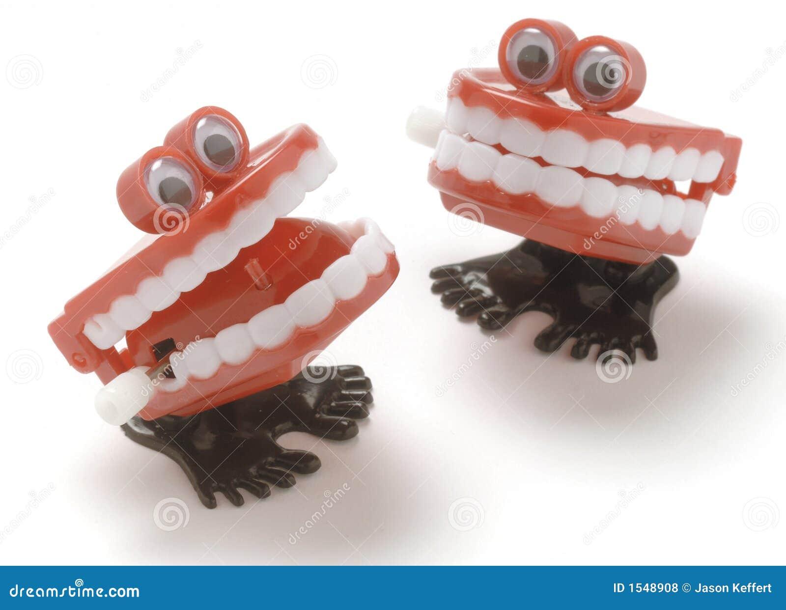 Denti di schiamazzo