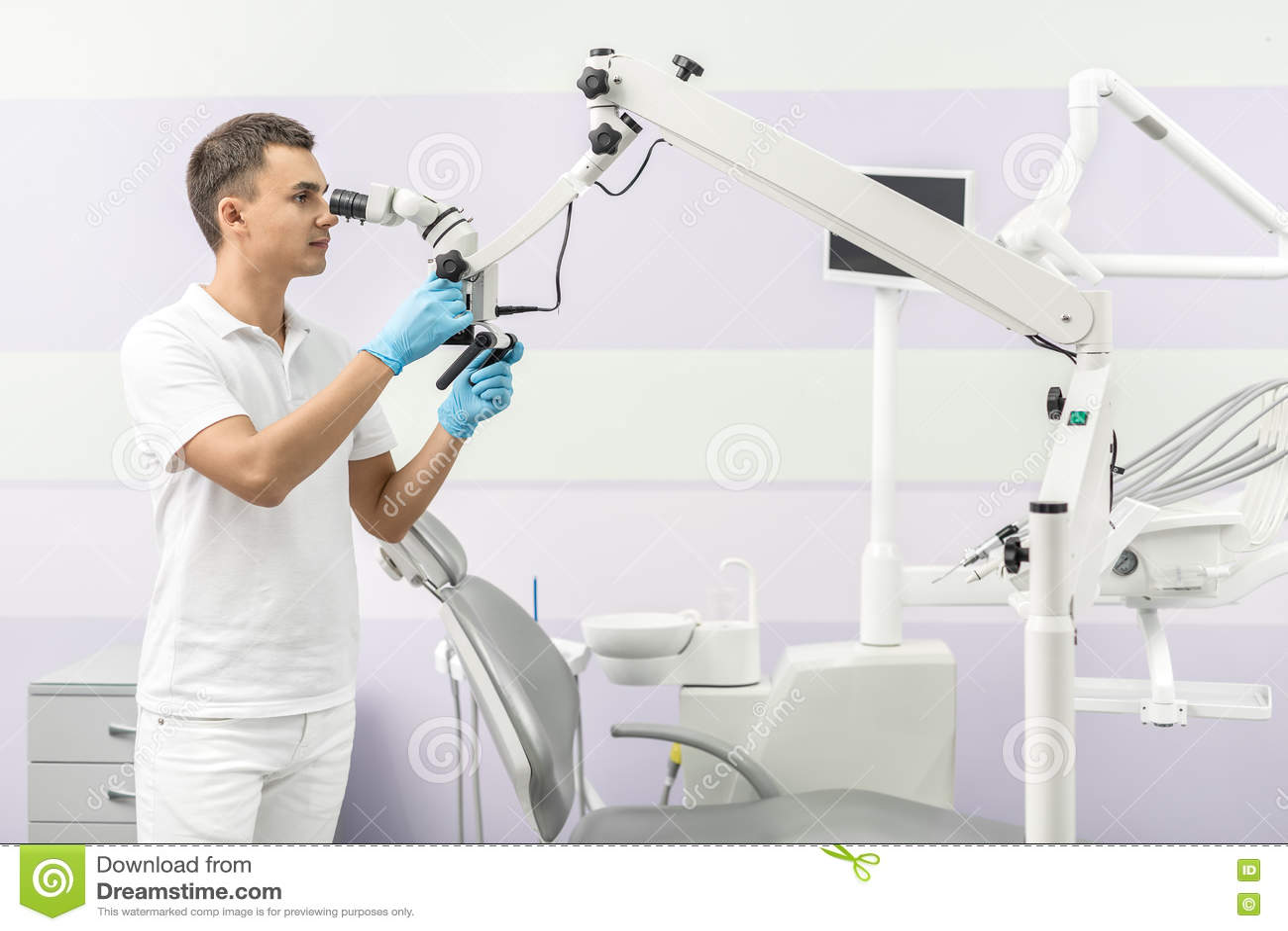 Dentist and dental equipment
