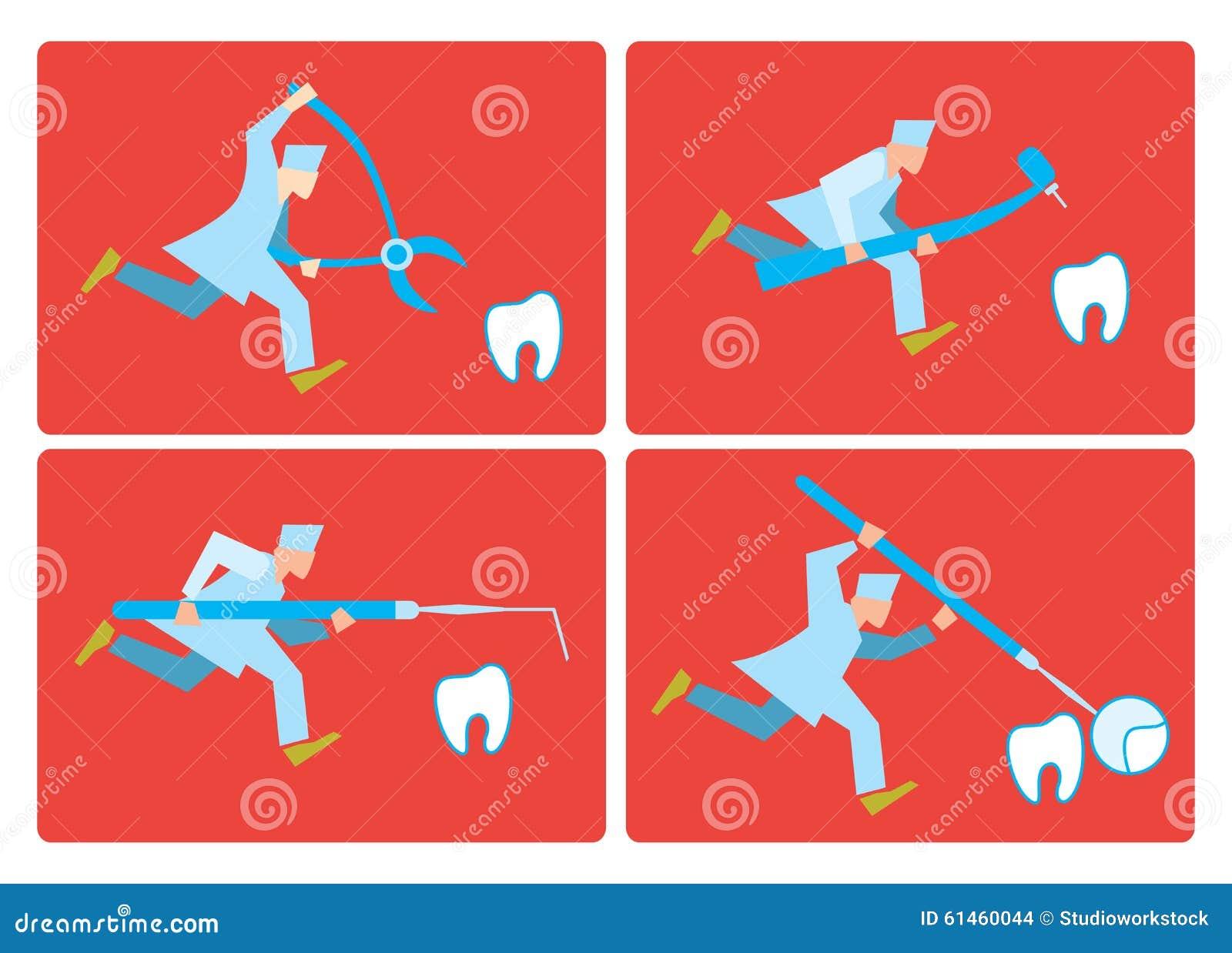 Dentist Runs For A Too...