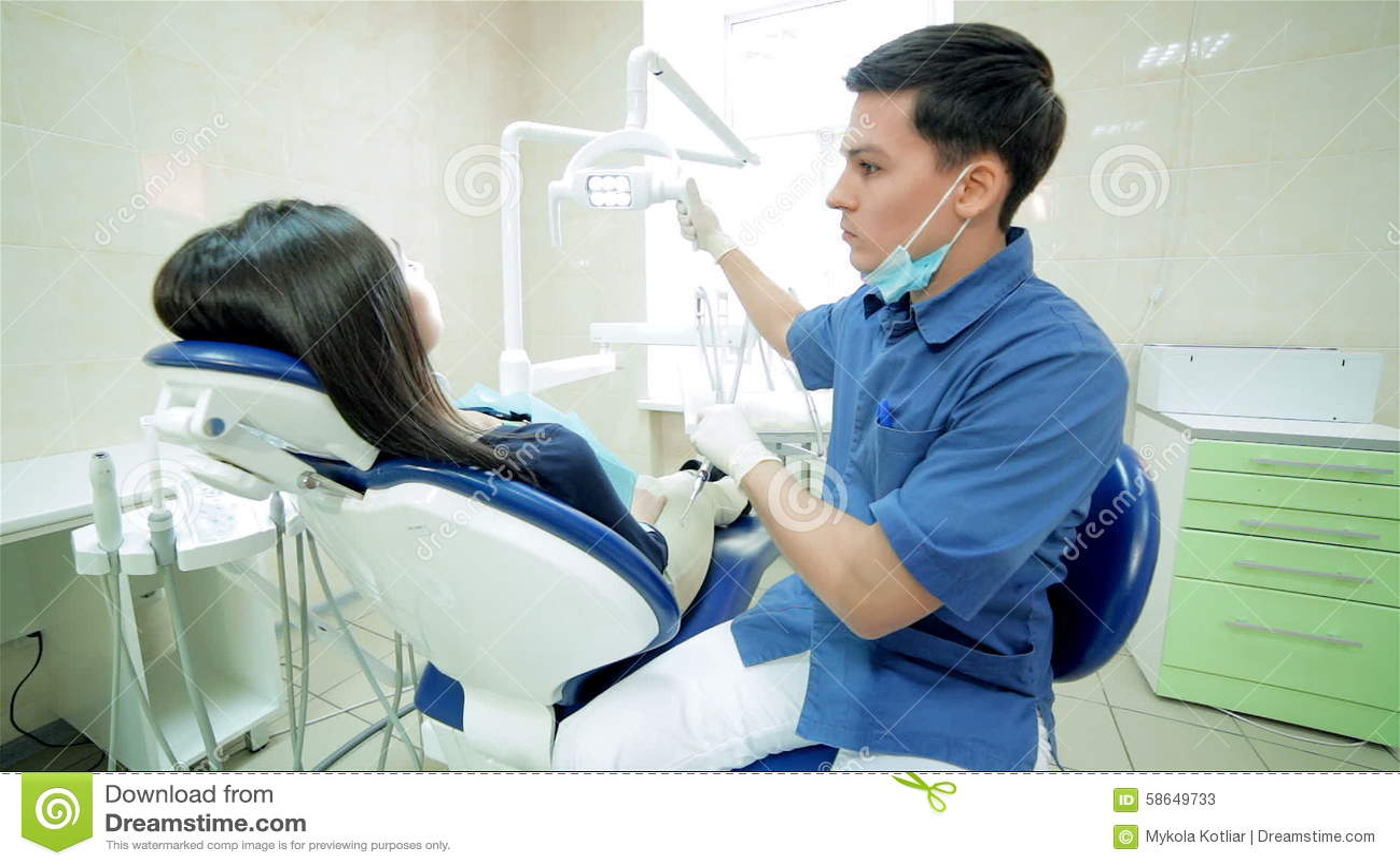 Special examination pics