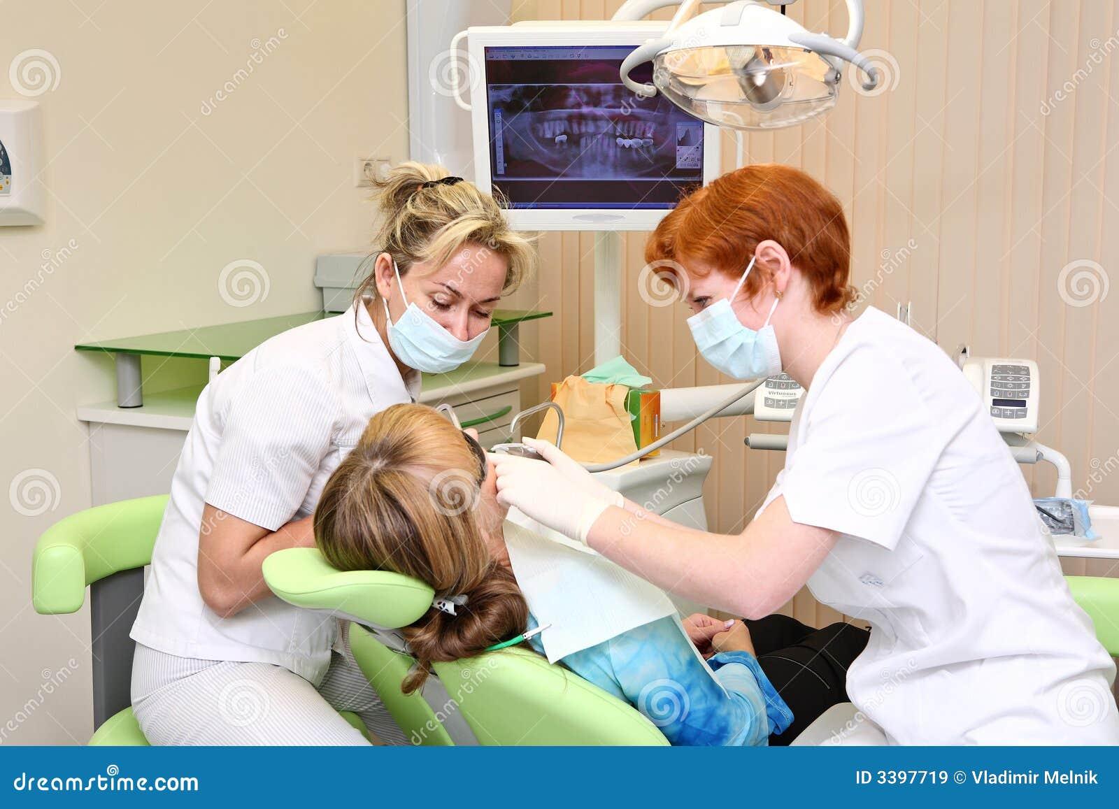working work dentist